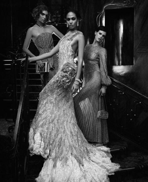 Dress, Gown, Style, Victorian fashion, Formal wear, One-piece garment, Fashion, Fashion model, Costume design, Bridal party dress,