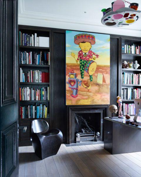 Wood, Room, Shelf, Floor, Flooring, Shelving, Interior design, Bookcase, Wall, Laminate flooring,