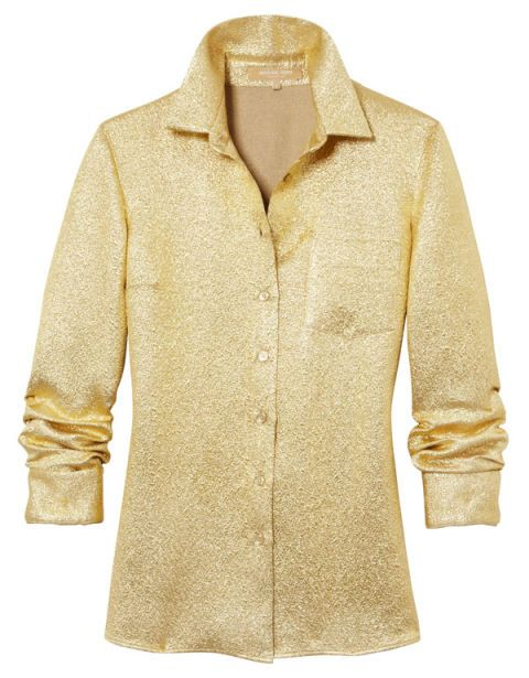 Clothing, Product, Brown, Yellow, Collar, Sleeve, Textile, Outerwear, White, Pattern,