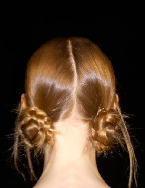 Here's a Glimpse of the Hair You Missed at Marc Jacobs