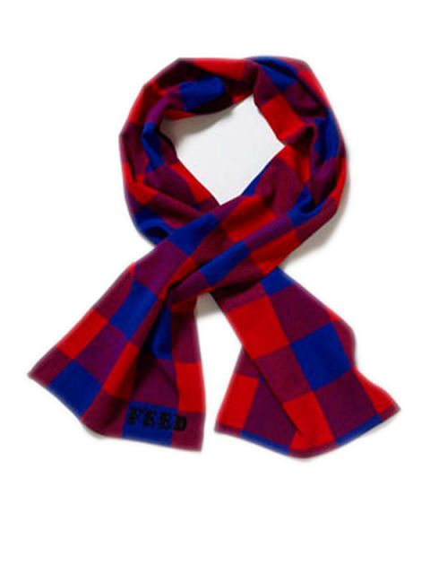 Blue, Collar, Plaid, Textile, Pattern, Red, Electric blue, Tartan, Stole, Maroon,