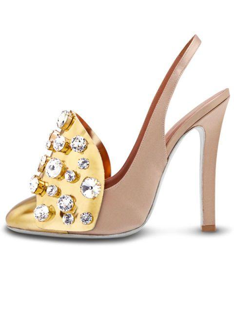 Brown, Product, Shoe, Sandal, Tan, Fashion, Beige, High heels, Fawn, Slingback,