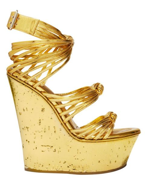 Yellow, Brown, Tan, Beige, High heels, Sandal, Fashion design, Slingback,