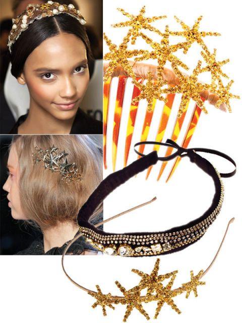 Hairstyle, Hair accessory, Fashion accessory, Style, Headpiece, Eyelash, Headgear, Costume accessory, Earrings, Fashion,