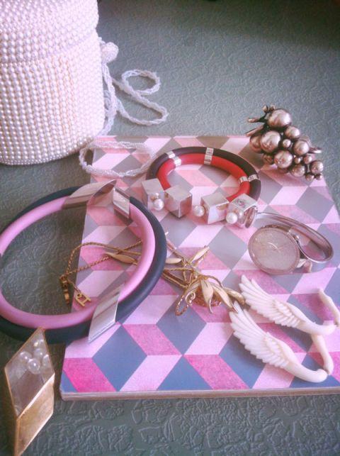 Pink, Costume accessory, Ribbon, Costume hat, Present, Fedora, Party favor, Sun hat, Wedding favors, Sandal,