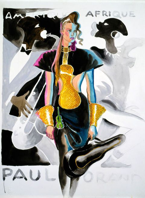 String instrument, String instrument accessory, Art, String instrument, Plucked string instruments, Artwork, Illustration, Graphics, Poster, Modern art,