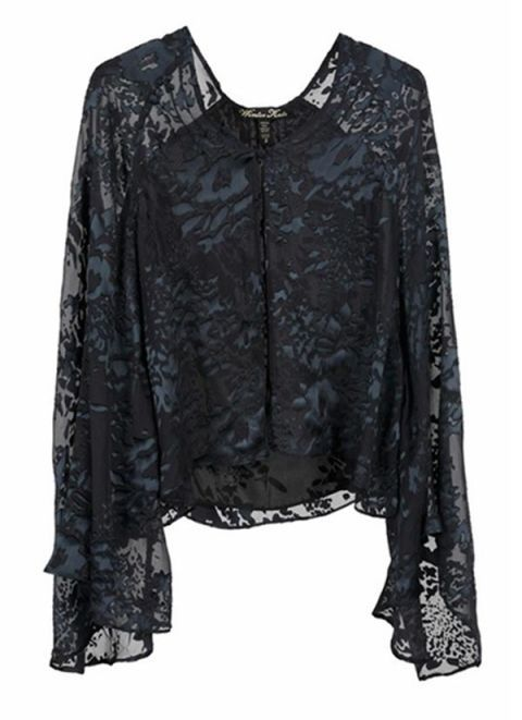 Sleeve, Textile, Fashion, Black, Fashion design, Pattern, Sweater,