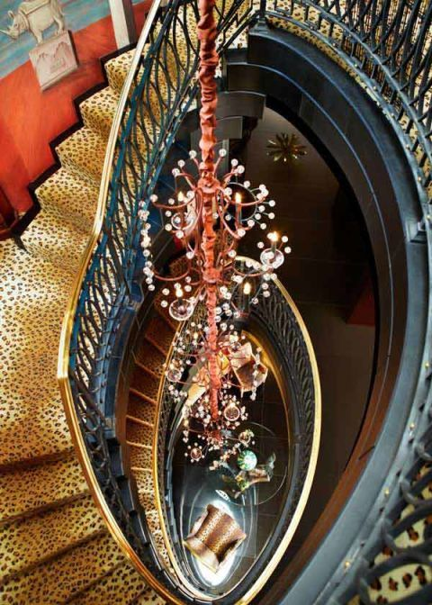 Architecture, Stairs, Metal, Handrail, Arch, Bronze, Baluster, Brass, Molding,
