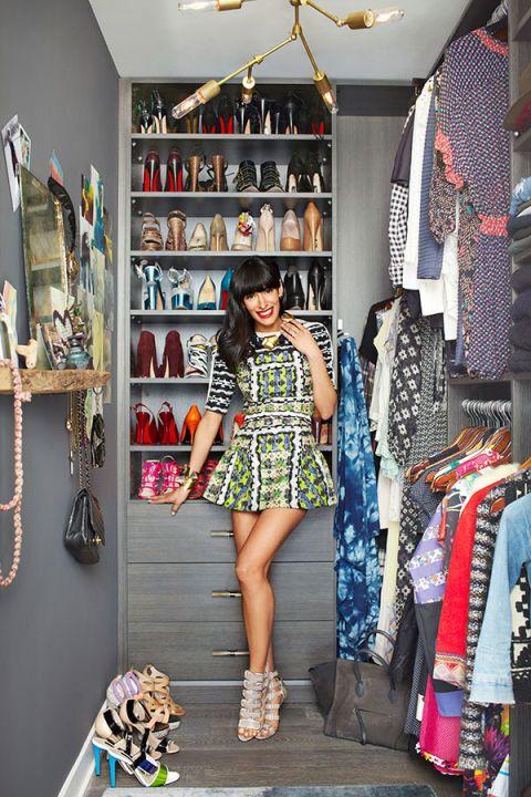 Clothing, Textile, Fashion accessory, Style, Dress, Retail, Fashion, Street fashion, Bag, Shelf,