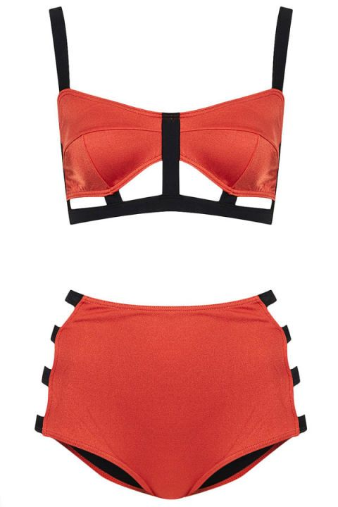 Product, Yellow, Orange, Red, Black, Coquelicot, Undergarment, Briefs,