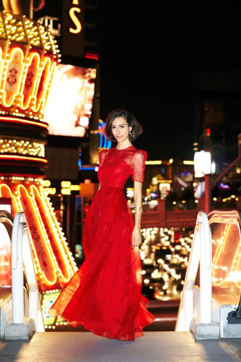 Lighting, Fashion, Gown, Costume, One-piece garment, Model, Fashion design, Costume design, Haute couture, Tradition,