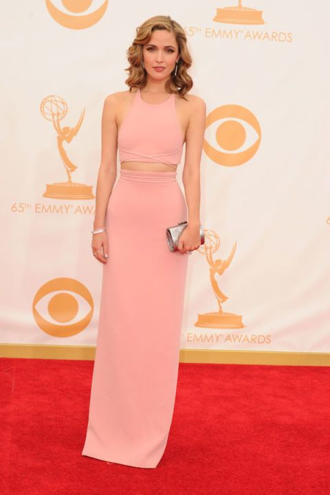 2013 Emmy Awards Red Carpet - Celebrity Looks from the 2013 Emmys