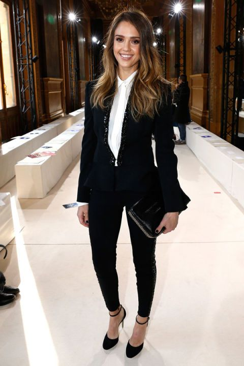 Mr. Blasberg's Best-Dressed List: Paris Fashion Week Edition Fall 2013
