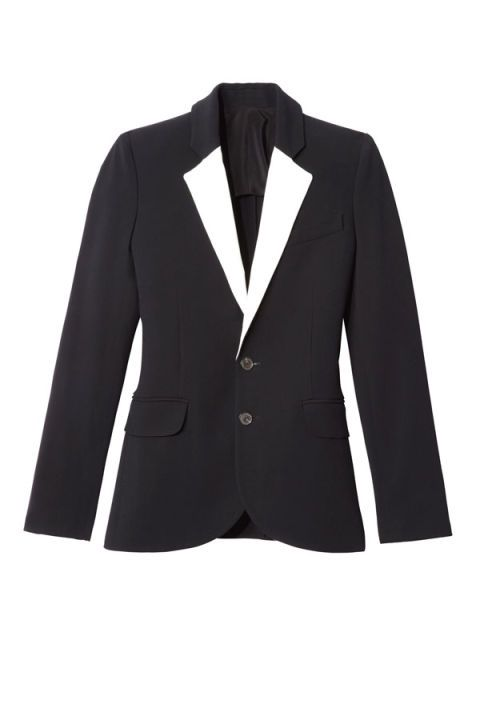 Clothing, Coat, Collar, Sleeve, Textile, Outerwear, White, Dress shirt, Formal wear, Uniform,