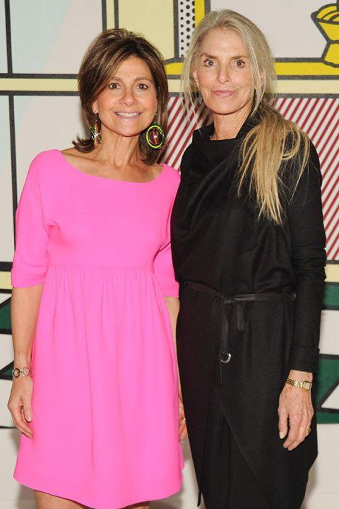 Lichtenstein Collection at Barneys New York Launch
