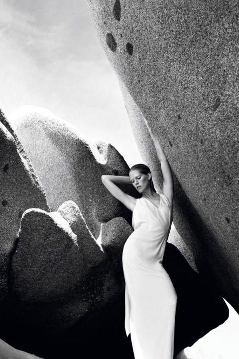 Human body, Photograph, Dress, Wedding dress, Flash photography, Monochrome photography, Gown, Bride, Adventure, Climbing,
