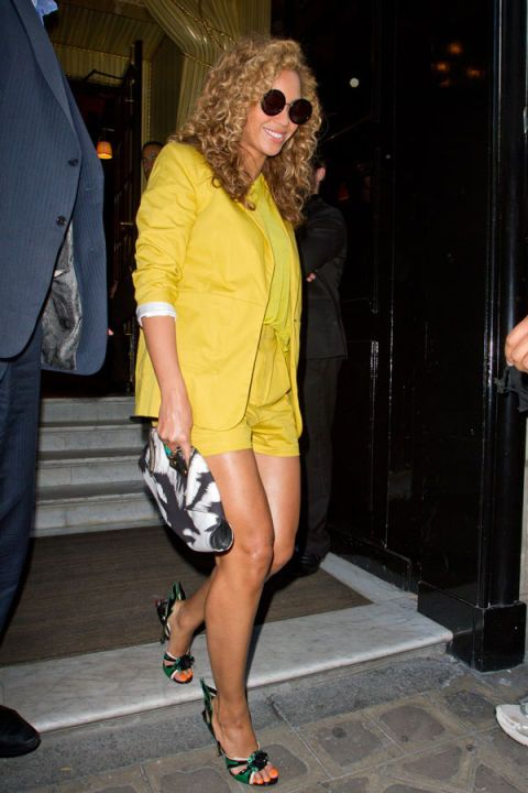 Beyonce in Surface to Air