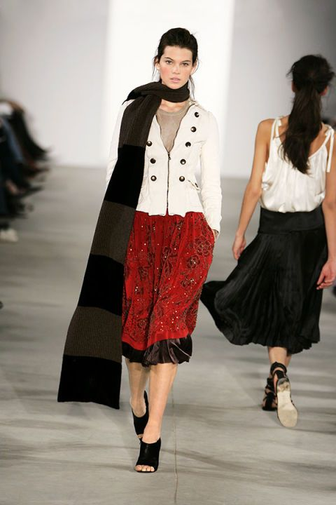 Clothing, Shoulder, Textile, Joint, Outerwear, Style, Pattern, Waist, Fashion, Street fashion,