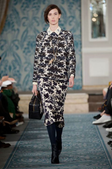 70a3d8412c1d New York Fashion Week Fall 2013 Runway Looks - Best Fall 2013 Runway ...