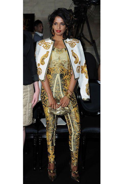 Outerwear, Style, Fashion, Jewellery, Fashion show, Fashion model, Runway, Fashion design, Costume design, Makeover,