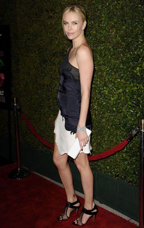 Charlize Theron in Stella McCartney