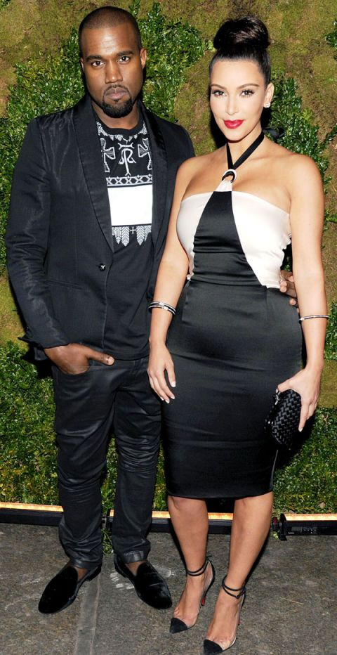 Kim Kardashian at Chanel Tribeca Film Festival Artists Dinner