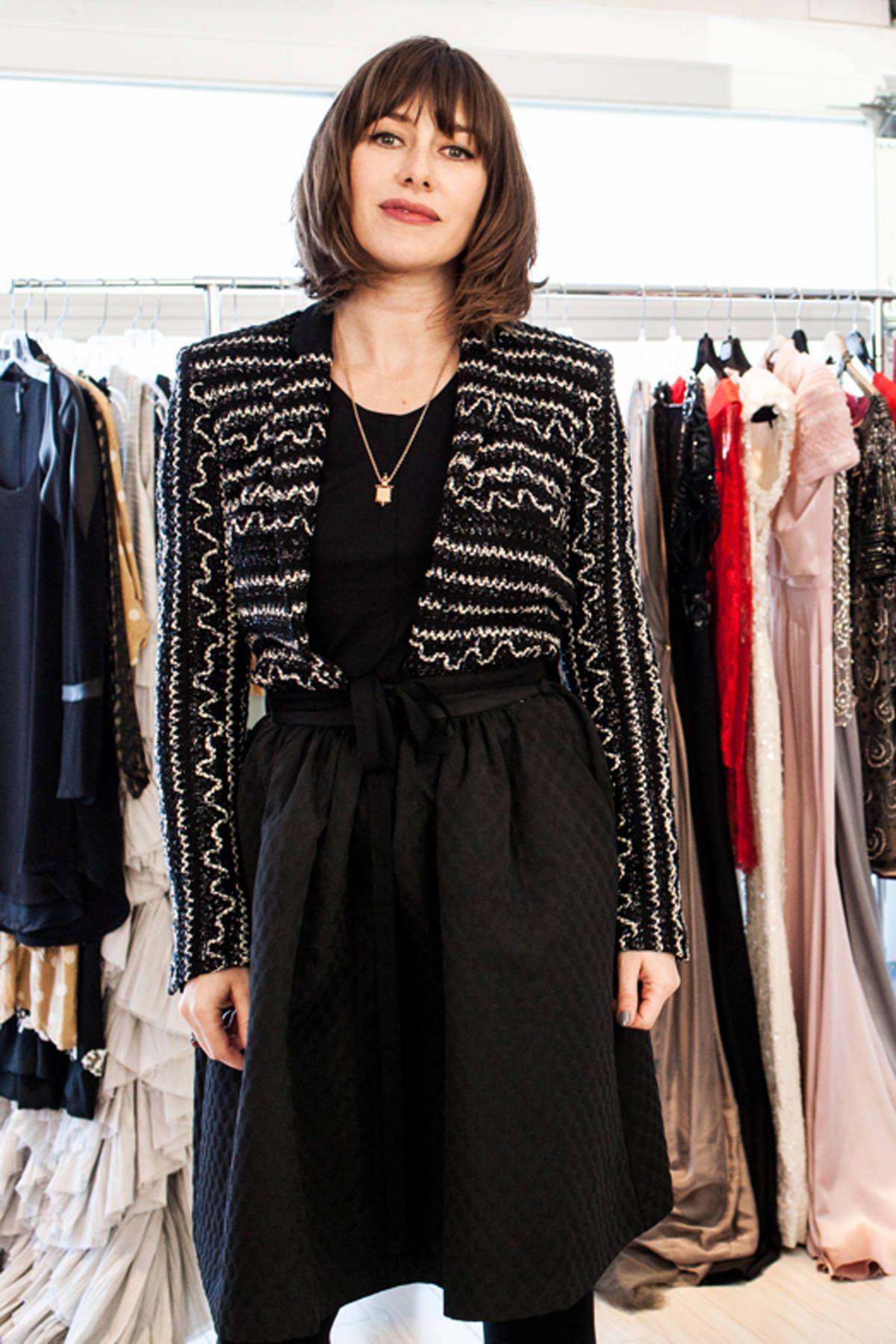 68d02eef6b66f Celebrity Stylist Penny Lovell - Celebrity Style Tips for Eyelet Dresses