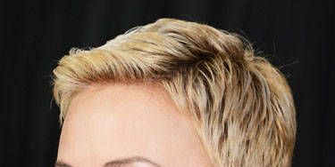 Ear, Lip, Cheek, Hairstyle, Skin, Chin, Forehead, Shoulder, Eyelash, Eyebrow,