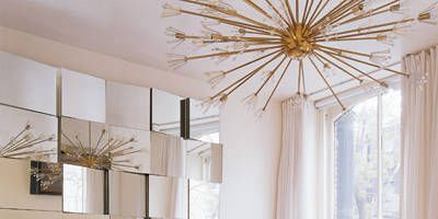 12 Ideas For Decorating With Mirrors
