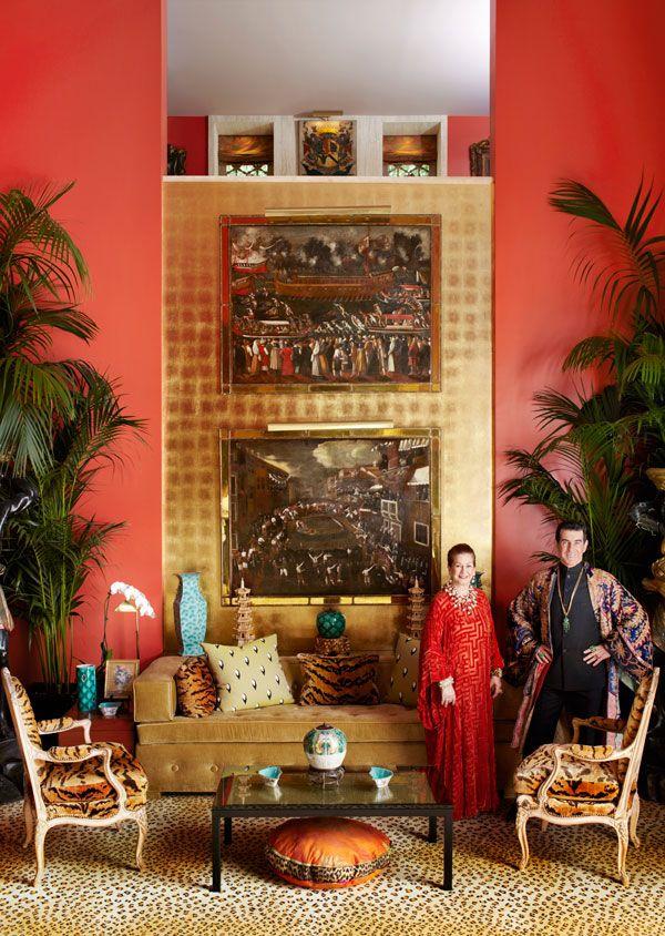 Interior Designer Hutton Wilkinsons Home Pictures of Hutton