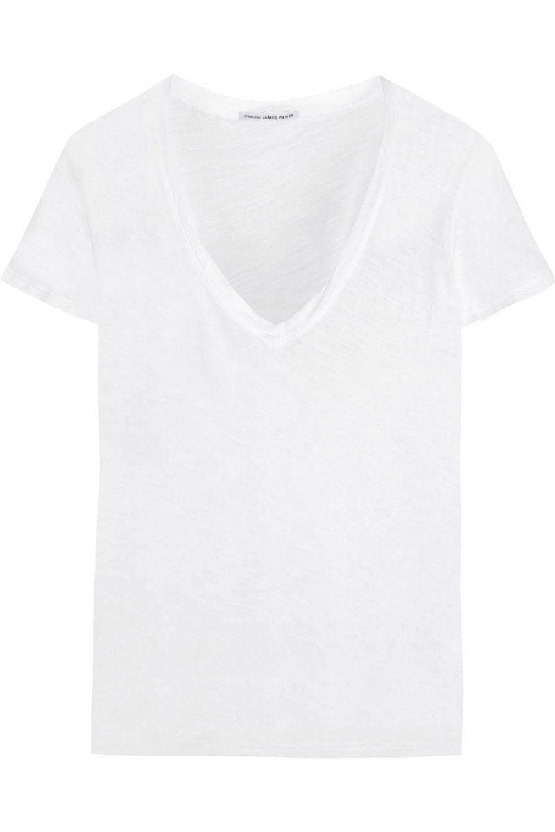Best White T-Shirts - Bazaar Editors Favorite White Shirts