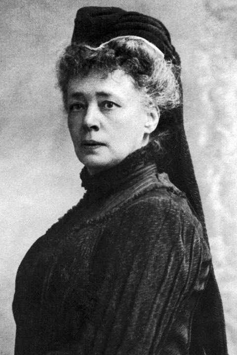 Baroness Bertha von Suttner