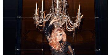 Lady Gaga Fashion Shoot