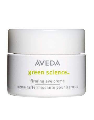 aveda's green science firming eye creme