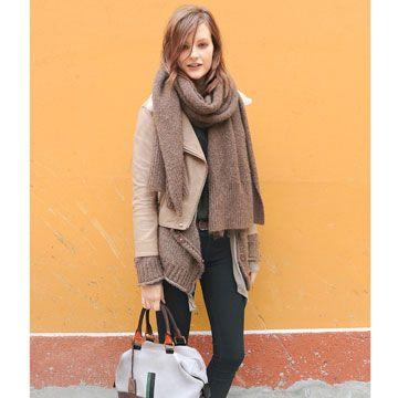 sara blomqvist street style loafer fashion