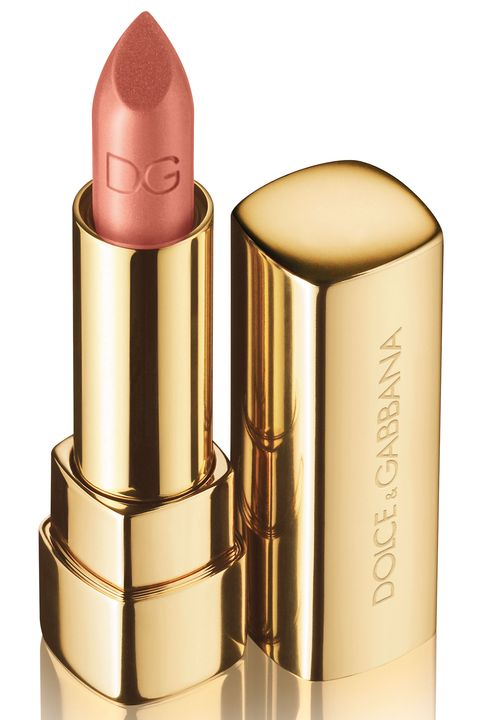 Brown, Lipstick, Peach, Khaki, Beige, Cylinder, Metal, Ammunition, Cosmetics, Silver,