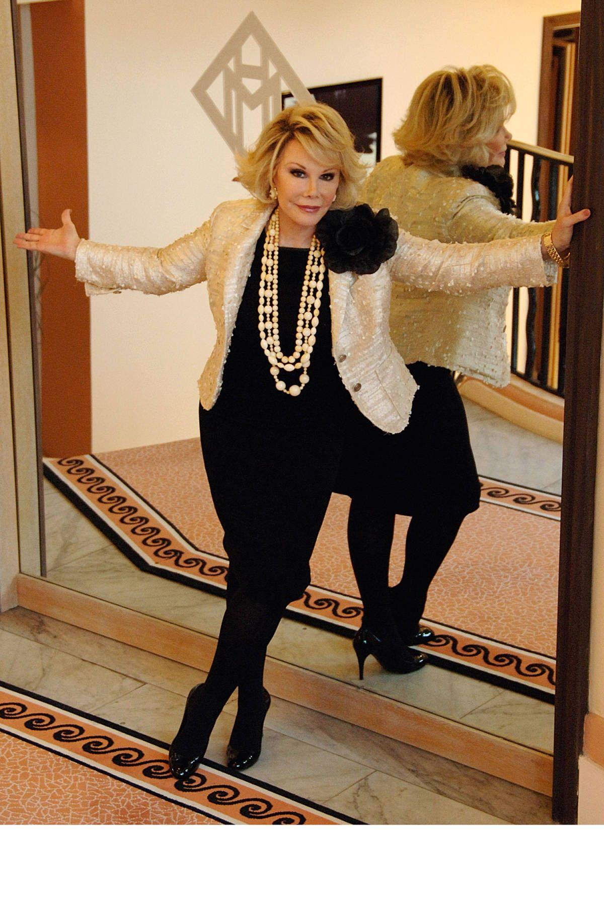 Joan Rivers Laid Out A Very Specific Vision For Her Funeral