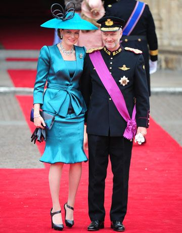 Royal Wedding Guests and Attendees - Celebrity Guests at the Royal ...