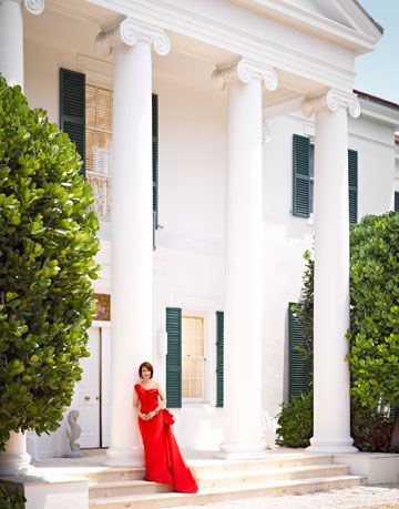 evelyn lauder palm beach home