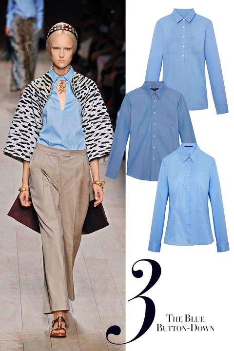 Clothing, Blue, Collar, Sleeve, Pattern, Textile, Dress shirt, Outerwear, Style, Fashion,