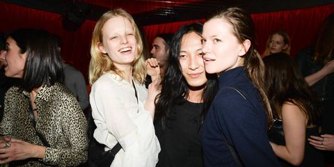 Made x NY Cult x Illesteva Celebrating Paris Fashion Week