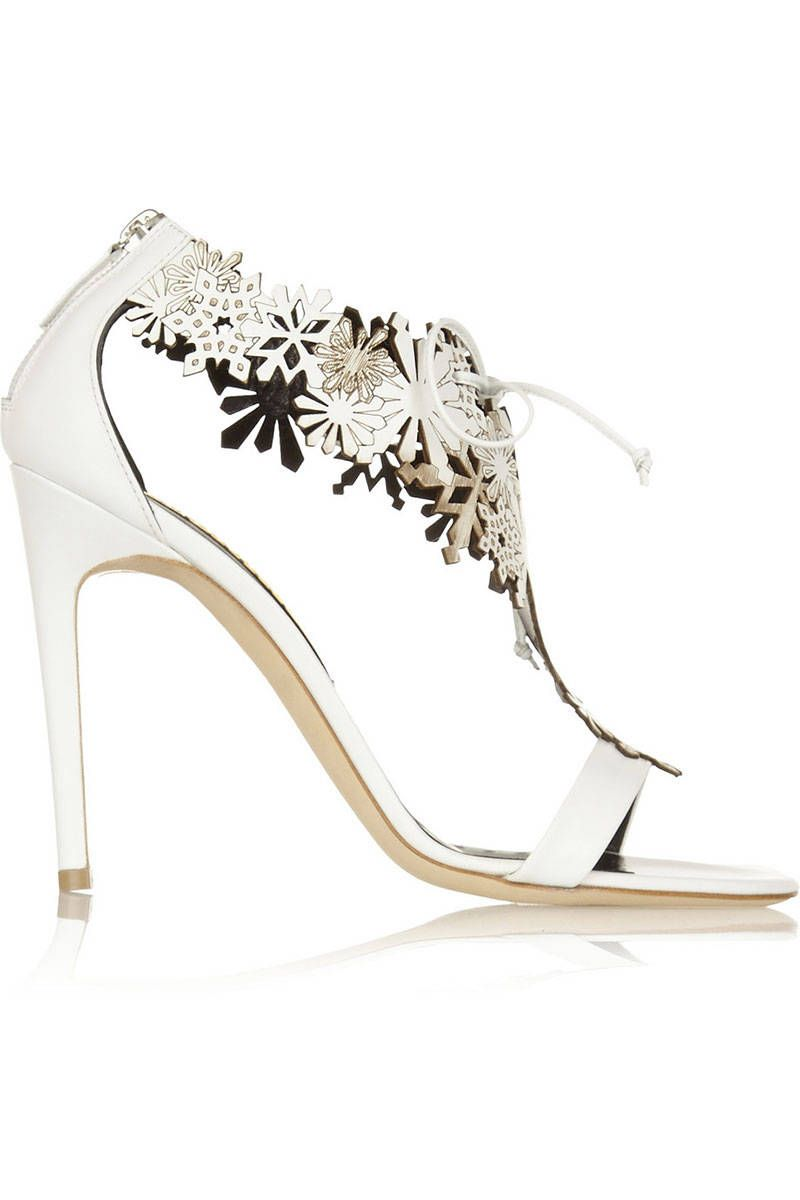 12 designer wedding shoes in white and ivory best bridal shoes junglespirit Choice Image