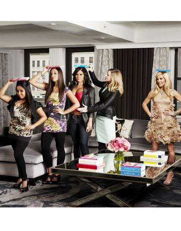 692f98be81 Jersey Shore Girls Makeovers - Interviews with the Jersey Shore Girls