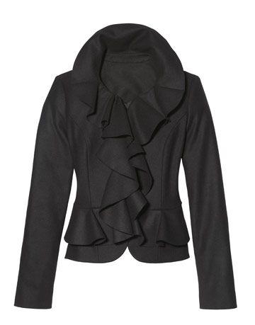 black bensoni jacket