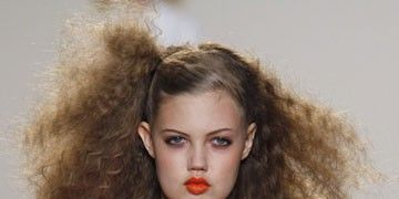Runway Hairstyles from Spring 2011 Fashion Week - Hair Trends from ...