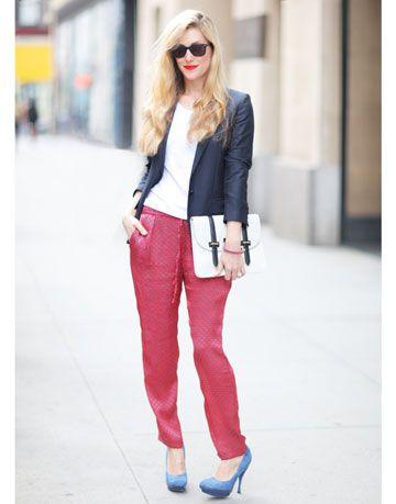 joanna hillman harpers bazaar pajama pants