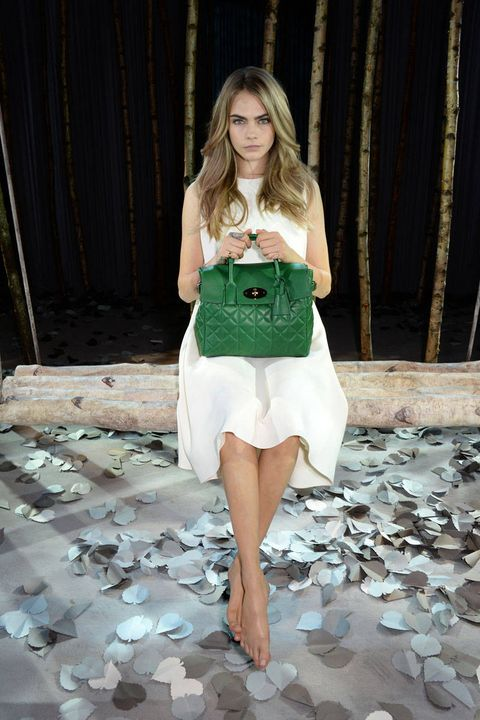Mulberry Cara Delevingne Collection - Mulberry Collaborates with ... dd64a3314513b
