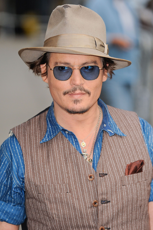 Johnny Depp Hats - Johnny Depp Fashion 050b2036450