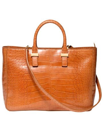 Day Luxe Alligator Bag From The Row