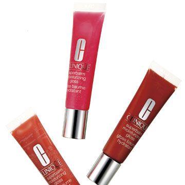 clinique lip gloss
